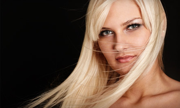 Jean-Claude Salon - Hillcrest: $125 for a Brazilian Blowout at Jean-Claude Salon (Up to $450 Value)