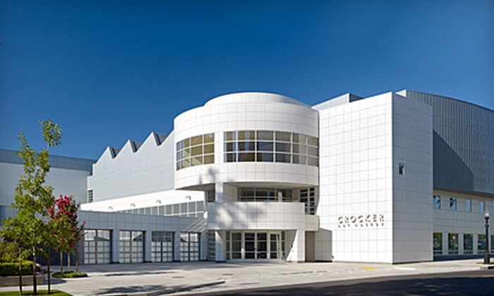 Crocker Art Museum - Downtown: Admission for Two or Four to Crocker Art Museum (Half Off)