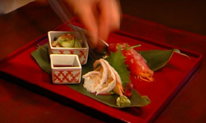 Zenkichi - Brooklyn: $20 for $40 Worth of Japanese Cuisine and Drinks at Zenkichi in Brooklyn