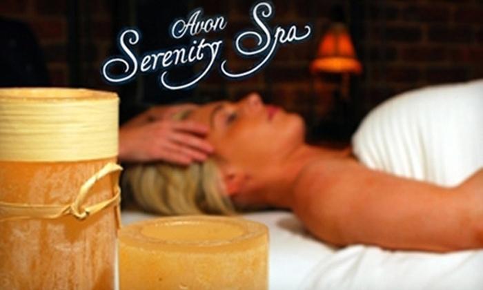 Avon Serenity Spa - Avon Lake: $38 for a Brightening Facial and Beautiful Image Facial Treatment at Avon Serenity Spa in Avon Lake ($210 Value)