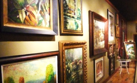 $100 Groupon to Gallery One Fourteen Art and Framing - Gallery One Fourteen Art and Framing in Syracuse
