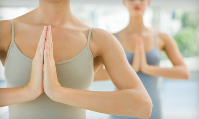 The Yoga Pioneers - West Bloomington: $35 for 30 Days of Unlimited Hot-Yoga Classes at The Yoga Pioneers in Bloomington ($139 Value)