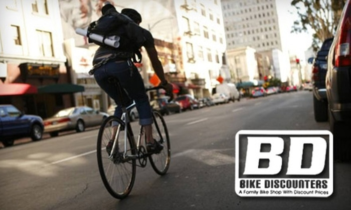 Bike Discounters - Multiple Locations: Thorough Bike Tune-Up at Bike Discounters. Choose from Three Options.
