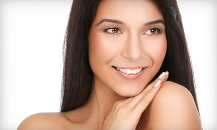 Hannah's Euro Spa - Downtown: Manicure and Pedicure or Mani-Pedi Spa Package at Hannah's Euro Spa (Up to $130 Value)