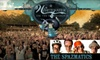 The Spazmatics - Comal North: $6 Ticket to The Spazmatics on May 30 at Whitewater Amphitheatre ($12 Value)