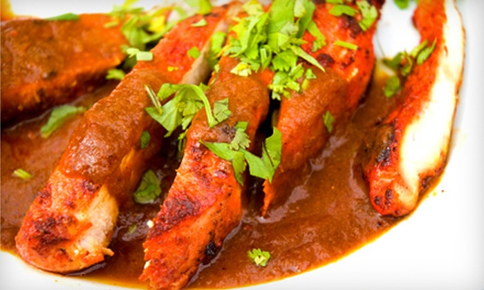 Shan E Daawat - Britannia Youngstown: $15 for $30 Worth of Indian Cuisine and Drink at Shan E Daawat