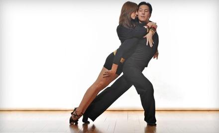 4 Ballroom, Social, or Latin Dance Classes for 1 or 2 - Ballroom Philadelphia in Philadelphia