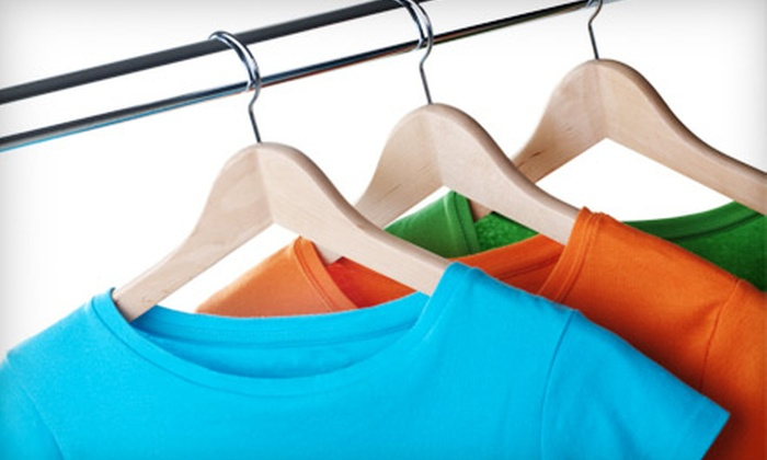 Wolf's Cleaners - Multiple Locations: $12 for $25 Worth of Dry-Cleaning Services at Wolf's Cleaners