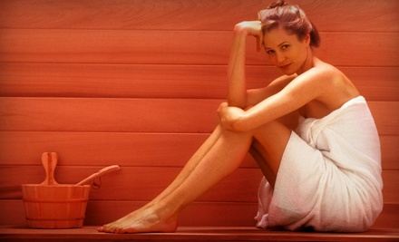 1 Reflexology Session Plus a 30-Minute Infrared-Sauna Session (a $100 value) - Peggy's Holistic Oasis in Ottawa