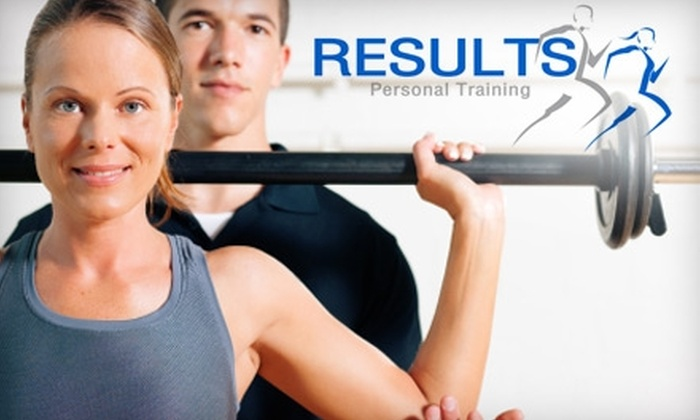 Results Personal Training - Multiple Locations: $29 for Two Months of Unlimited Personal Training from Results Personal Training