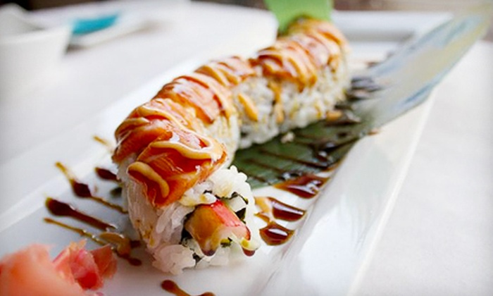 Yuki Hana - Yuki Hana: $15 for $30 Worth of Japanese Fusion Cuisine at Yuki Hana