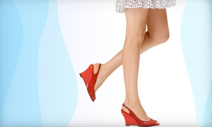 Azia Medical Spa - Birmingham: $99 for a Laser Spider-Vein Treatment at Azia Medical Spa ($225 Value)