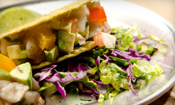 Taco Joint - Lincoln Park: Tacos and Margaritas for Two or Four at Taco Joint in Lincoln Park (Half Off)