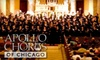 """Apollo Chorus of Chicago - Hyde Park: Discount Ticket to Verdi's """"Requiem"""" by the Apollo Chorus of Chicago on Saturday, March 13, at 7:30 p.m. Buy Here for $13 General Seating ($25 Value). See Below for Premier Seating."""