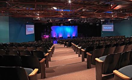Rockbox Theater on Sat., Aug. 13 at 4:30PM: Rows H-Q - Rockbox Theater in Fredericksburg