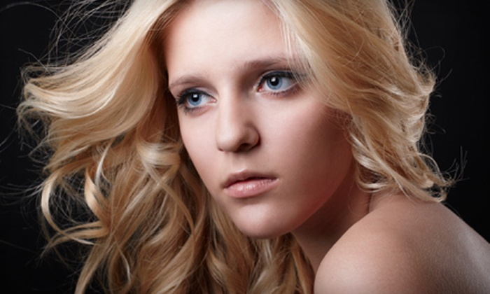 Salon Moda - Downtown Springfield: Men's or Women's Haircut, Shampoo and Style at Salon Moda