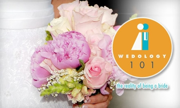 """""""Wedology 101: The Reality of Being a Bride"""" - Fairfield: $10 Admission to """"Wedology 101: The Reality of Being a Bride"""" on Sunday, August 15, in Glen Allen ($20 Value)"""