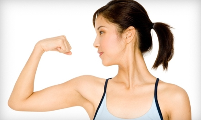 Powerhouse Fitness Center - Miller Place: $10 for 10 Visits to Powerhouse Fitness Center in Miller Place (Up to $230 Value)