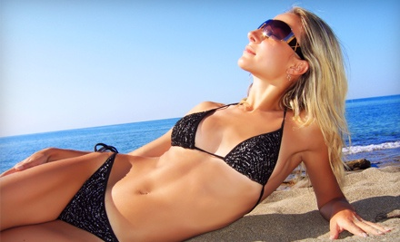 7545 SW Barnes Rd., Suite 115 in Portland, OR: 1 Month of Gold-Level Tanning ($70) - Tan Repubic in