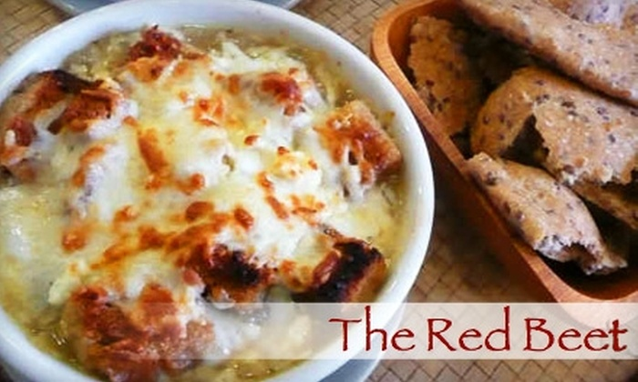 Bistro Red Beet - Matanuska-Susitna: $12 for $25 Worth of Food At Bistro Red Beet in Wasilla