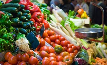 $12 Groupon to Paul's Produce - Paul's Produce in Kelowna