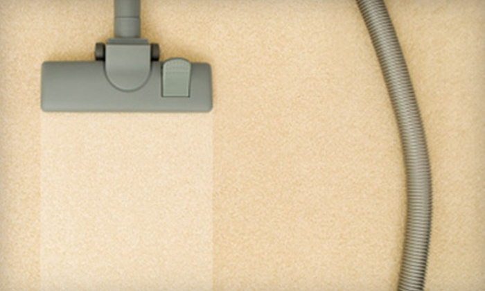 The Steam Brigade - Lutherville - Timonium: $69 for Two Rooms of Carpet Cleaning with Protectant Application from The Steam Brigade ($169 Value)
