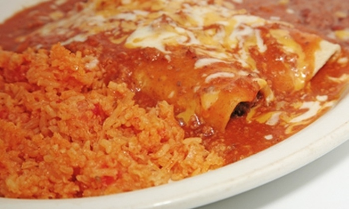 Ixtapa Mexican Restaurant - Woodsonia West Center: $10 for $20 Worth of Mexican Fare at Ixtapa Mexican Restaurant in Shawnee