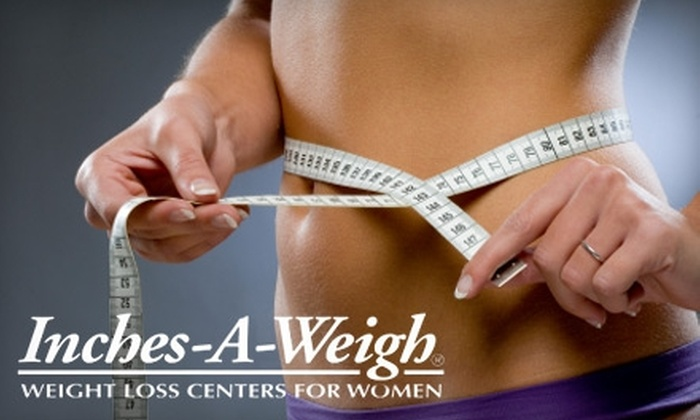 Inches-A-Weigh - Reservoir: $75 for a Four-Week Weight-Loss Program for Women at Inches-A-Weigh ($297 Value)