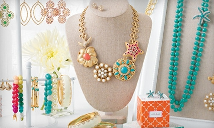 Stella and Dot - Stylist Sejal Patel - Deer Park Gardens: $25 for $50 Worth of Fashion Jewelry from Stylist Sejal Patel