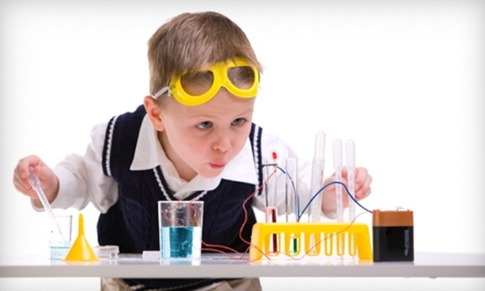 Mad Science of St. Louis - University City: $150 for a Kids' Interactive Birthday Party from Mad Science of St. Louis ($300.02 Value)