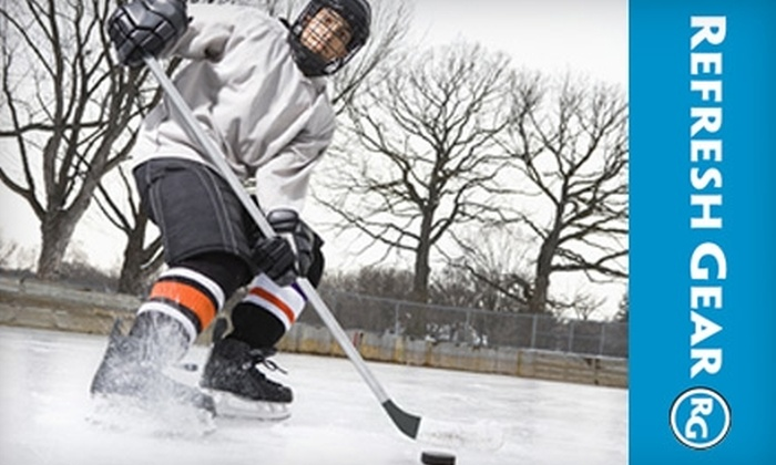 Refresh Gear - Amherst: $12 for $30 Worth of Athletic-Equipment Sanitizing at Refresh Gear in Williamsville
