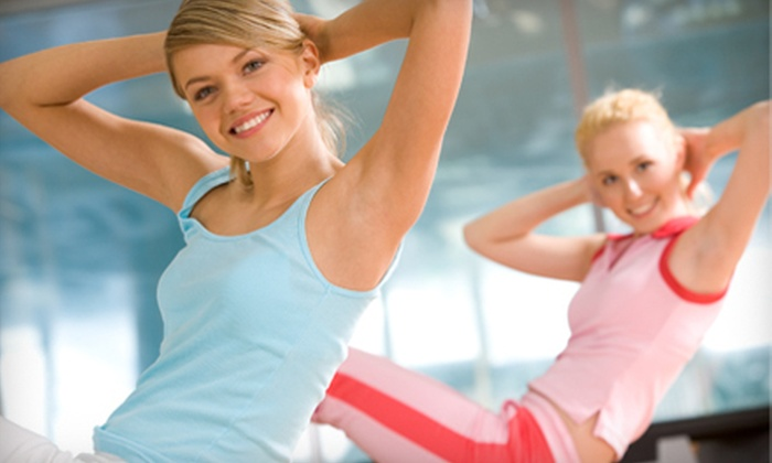 Ship Shape Boot Camp - Multiple Locations: 3, 6, or 10 Women's Boot-Camp Classes at Ship Shape Boot Camp (Up to 68% Off). Two Locations Available.