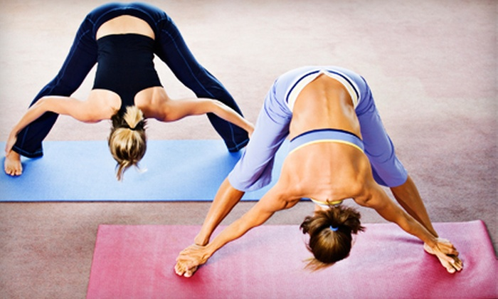 Om Away From Home Yoga Studio - Tidesfall Condominiums: 3, 6, or 10 Yoga Classes at Om Away From Home Yoga Studio in Ormond Beach (Up to 67% Off)