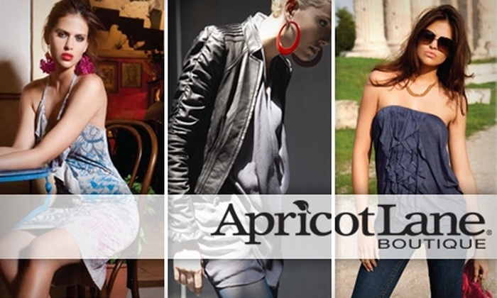 Apricot Lane Boutique - Graymoor-Devondale: $10 for $25 Worth of Clothes, Accessories, and More at Apricot Lane Boutique