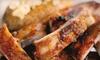 Boneyard BBQ - Farmington: Barbecue Dinner for Two or Four or Barbecue Lunch for Two at Boneyard BBQ In Farmington Hills