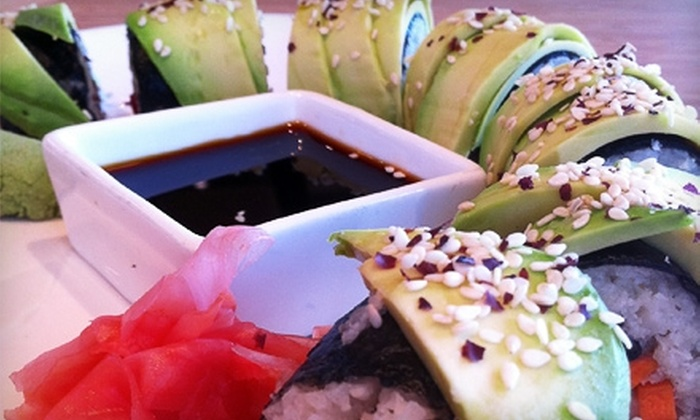 Matthew Kenney OKC - Central Oklahoma City: $15 for $30 Worth of Gourmet Living Cuisine at Matthew Kenney OKC