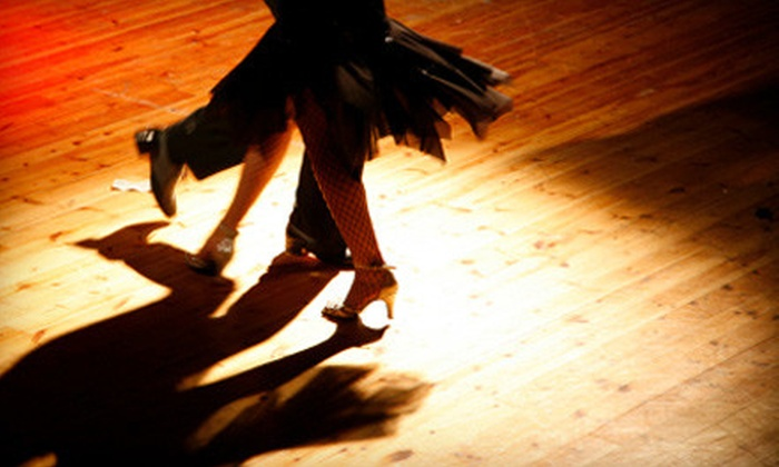 Arthur Murray Dance Studio - Multiple Locations: $49 for Ballroom-Dance-Lesson Package with Two Private and One Group Lessons at Arthur Murray Dance Studio ($229 Value)