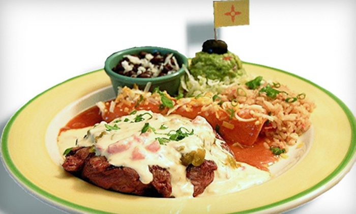 Arriba Mexican Grill - Multiple Locations: $10 for $20 Worth of Contemporary Mexican Fare at Arriba Mexican Grill