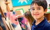 Lupine Lane - Cardinal Hills: $20 for Two Cooking or Art Mommy and Me Classes at Lupine Lane in Lakeway ($40 Value)