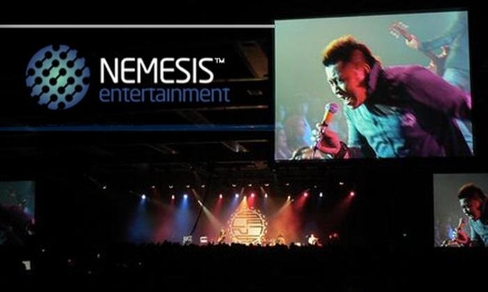 Nemesis Entertainment - Portland: $5 for One Ticket to The Fourth Fret Festival on Thursday, September 16 ($10 Value)