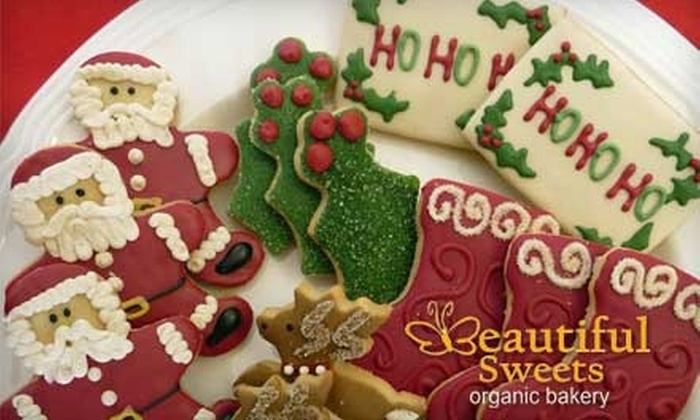Beautiful Sweets Organic Bakery - Littleton: $25 for $50 of Cookies at Beautiful Sweets Organic Bakery