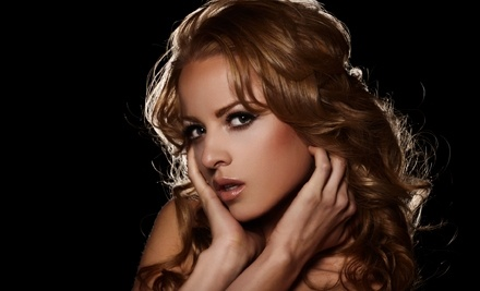 $60 Groupon to Accent Hair Studio, Inc. - Accent Hair Studio, Inc. in Lincoln