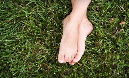 Laser Nail-Fungus Removal for 1 Foot (a $450 value) - Pod Laser Aesthetics in New Hyde Park