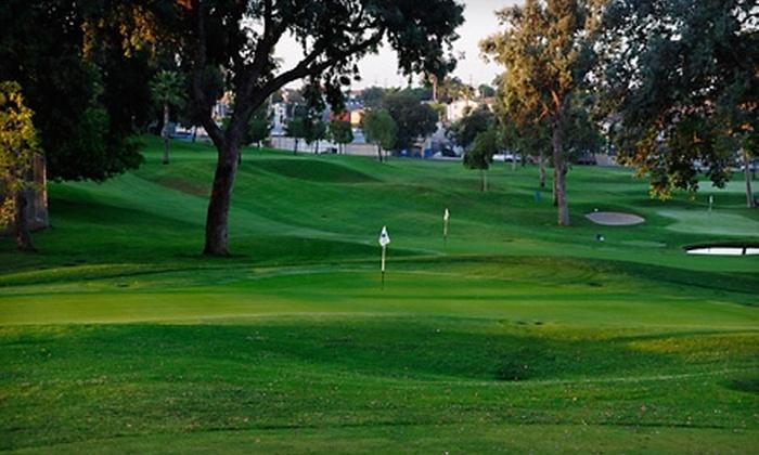Colina Park Golf Course - Colina Del Sol: $39 for a 10-Round Play Card at Colina Park Golf Course (Up to $80 Value)