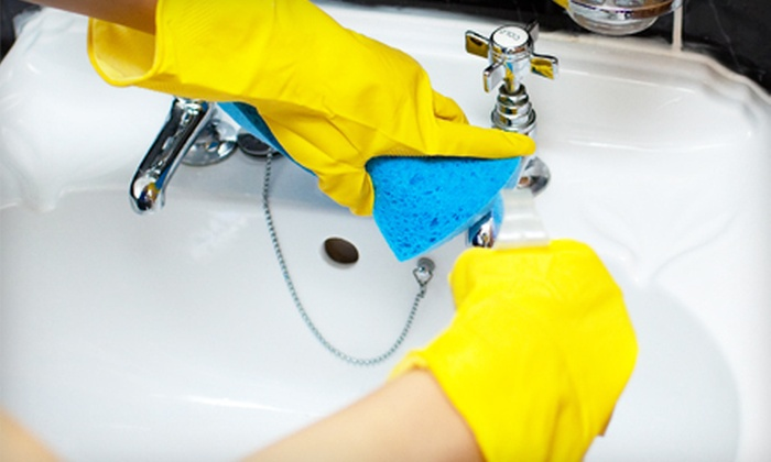 You've Got Maids  - Sacramento: $45 for a Cleaning Service for One Kitchen and One Bathroom from You've Got Maids ($105 Value)