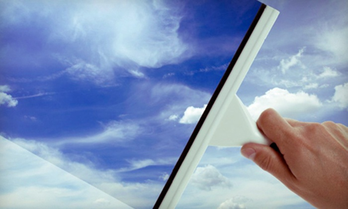 Shiny Things Window Washing - Springfield: Window Washing Including Sills and Screens for a One- or Two-Story Building or Residence from Shiny Things Window Washing (Up to 74% Off)
