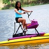 Half Off Water-Bike Rental from Austin Water Bikes