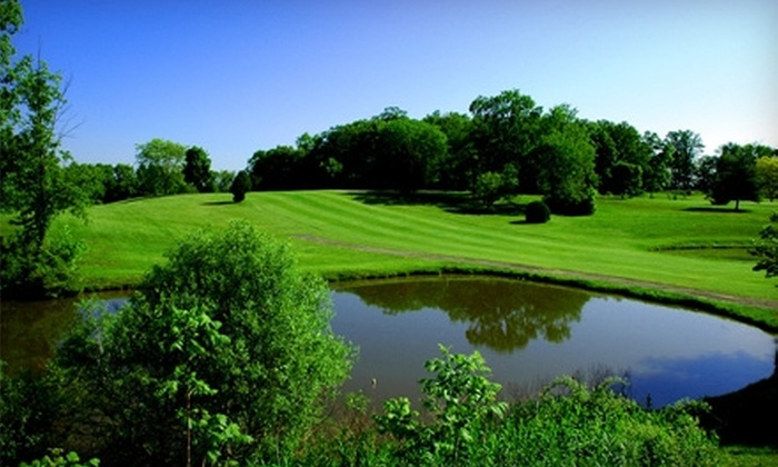 Rustic Glen Golf Club - Detroit: $32 for 18 Holes of Golf for Two and Cart Rental at Rustic Glen Golf Club in Saline (Up to $78 Value)