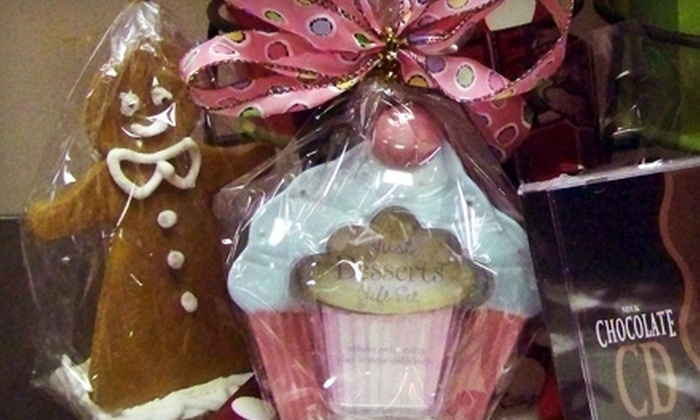 The Gingerbread Lady - Birmingham: $11 for $25 Worth of Gingerbread, Candy, and Gifts at The Gingerbread Lady
