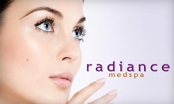 Radiance MedSpa - Multiple Locations: $49 for a Medical Microdermabrasion or Single-Layer Chemical Peel at Radiance MedSpa (Up to $149 Value)